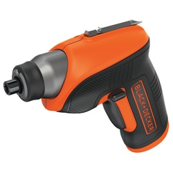 Black and Decker - 4V MAX Lithium Rechargeable Screwdriver - BDCS30C