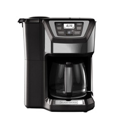 Black and Decker - 12Cup MillBrew Coffee Maker - CM5000GD