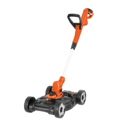 Black and Decker - 65 Amp 12 inch Electric 3in1 Compact Mower - MTE912