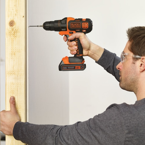 Black and Decker - MATRIX 20V MAX Lithium DrillDriver - BDCDMT120C