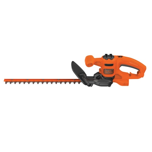 Black and Decker - 17 in Electric Hedge Trimmer - BEHT150