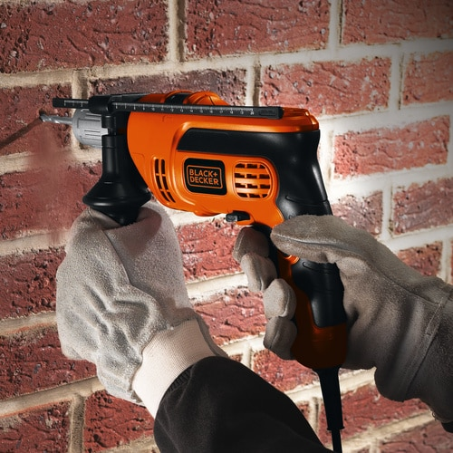 Black and Decker - 6 Amp 12 inch Hammer Drill - DR670