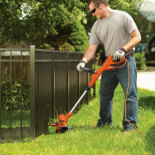 Black and Decker - 65 Amp 14 inch TrimmerEdger - GH900