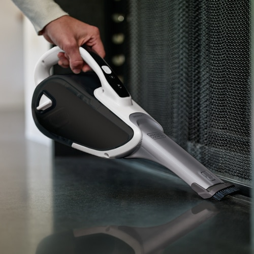 Black and Decker - dustbuster AdvancedClean  Cordless Hand Vacuum with PowerBoost - HHVJ315JD10