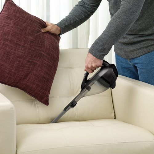 Black And Decker - dustbuster Hand Vacuum Black - HLVA320J00