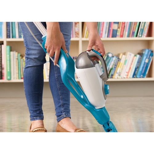 Black and Decker - 2in1 SteamMop and Portable Steamer - HSMC1321
