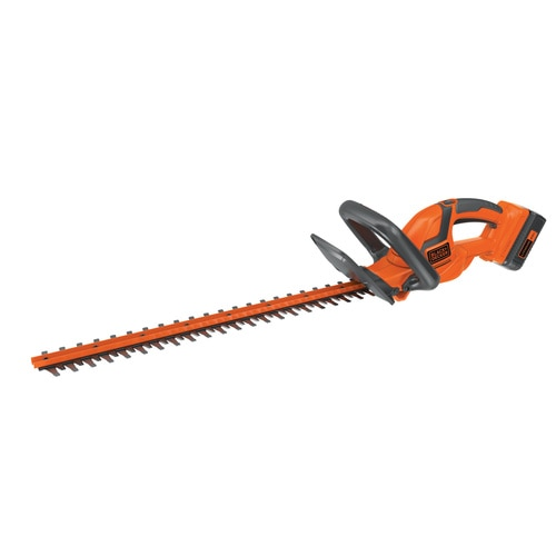 Black and Decker - 40V MAX 22 in Hedge Trimmer - LHT2240C