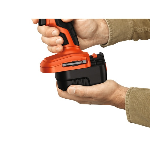 Black and Decker - 12V DrillDriver with Smart Select Technology - SS12C