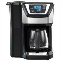 Black and Decker - MillBrew Coffeemaker with Grinder - CM5000BD