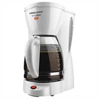 Black and Decker - 12Cup Coffeemaker - DCM2000C
