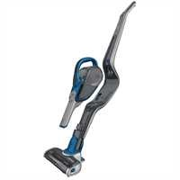 Black and Decker - Cordless Lithium 2IN1 Stick Vacuum Deep Ocean Blue - HSVJ415JMBF22