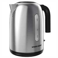 Black and Decker - 17L Stainless Steel Kettle - KE3035SDKT