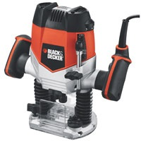 Black and Decker - 10 Amp Variable Speed Plunge Router - RP250