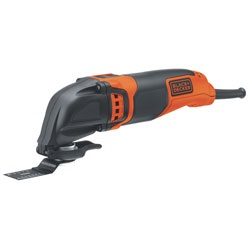 Black and Decker - 25 Amp Oscillating MultiTool - BD200MTB