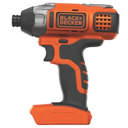 Black and Decker - 20V MAX Lithium Impact Driver  Battery and Charger Not Included - BDCI20B