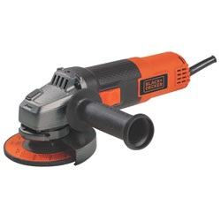 Black and Decker - 412 65A Angle Grinder - BDEG400