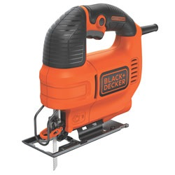 Black and Decker - 45 Amp Jigsaw - BDEJS300C