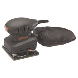 Black and Decker - 14 Sheet Sander - BDEQS15C