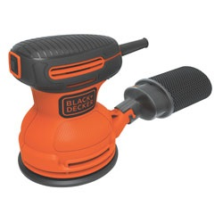 Black and Decker - 5 in Random Orbit Sander - BDERO100