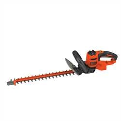 Black and Decker - 20 in SAWBLADE Electric Hedge Trimmer - BEHTS300
