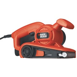 Black and Decker - 3 in x 18 in Belt Sander - BR318