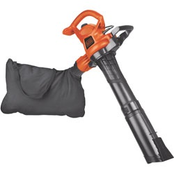 Black and Decker - 12 Amp High Performance BlowerVacuumMulcher - BV5600