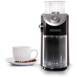 Black and Decker - Burr Mill Coffee Grinder - CBM310BD