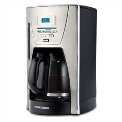 Black and Decker - 12 Cup Programmable Coffee Maker - CM1300SC