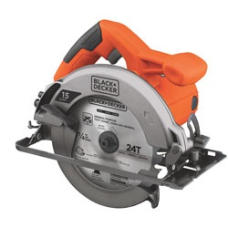 Black and Decker - 15 Amp 714 in Circular Saw - CS1015