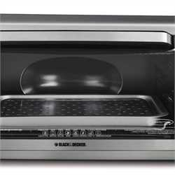 Black and Decker - Countertop Convection Oven - CTO6335SC