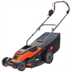 Black and Decker - 12 Amp 17 in Electric Mower - EM1700