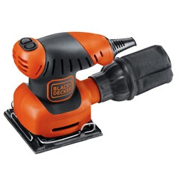 Black and Decker - 14 Sheet Finishing Sander - FS540