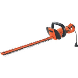 Black and Decker - 24 in Hedge Trimmer with Rotating Handle - HH2455