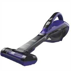 Black and Decker - dustbuster Hand Vacuum Pet Purple - HLVA325JP07