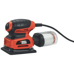 Black and Decker - 14 Sheet Finishing Sander - QS900