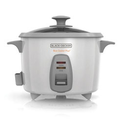 Black and Decker - 16Cup Rice Cooker - RC426C