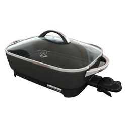 Black and Decker - 12 by 15 Electric Skillet - SK1215BC