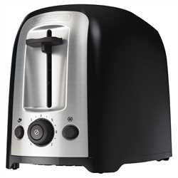 Black and Decker - 2Slice Toaster - TR1278BD