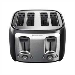 Black and Decker - 4Slice Toaster - TR1478BD