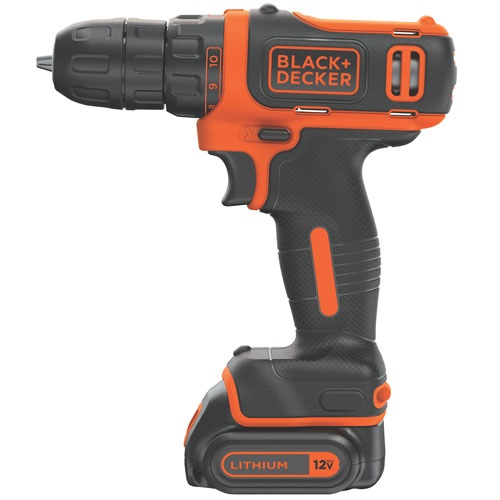 Black and Decker - 12V MAX Cordless Lithium DrillDriver - BDCDD12C