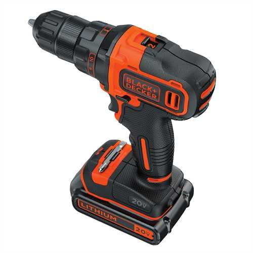 Black and Decker - 20V MAX Lithium 2Speed DrillDriver - BDCDD220C