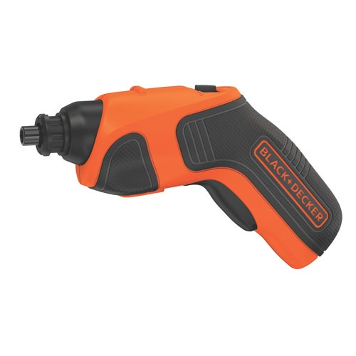 Black and Decker - 4V MAX Lithium Rechargeable Screwdriver - BDCS20C