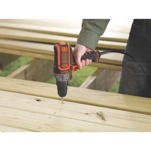 Black And Decker - MATRIX 4 Amp DrillDriver - BDEDMT