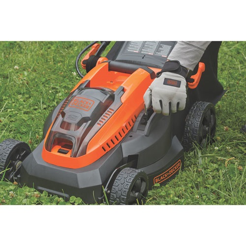 Black and Decker - 40V MAX Lithium 16 in Mower - CM1640