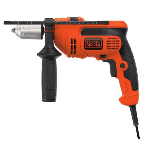 Black and Decker - 6 Amp 12 in Hammerdrill - DR670