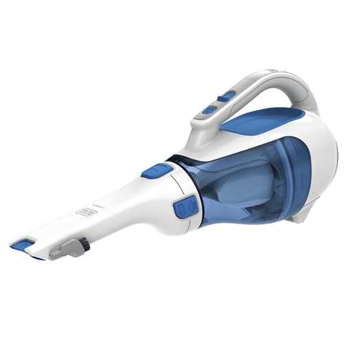 Black and Decker - dustbuster Cordless Hand Vacuum Magic Blue - HHVI320JR02