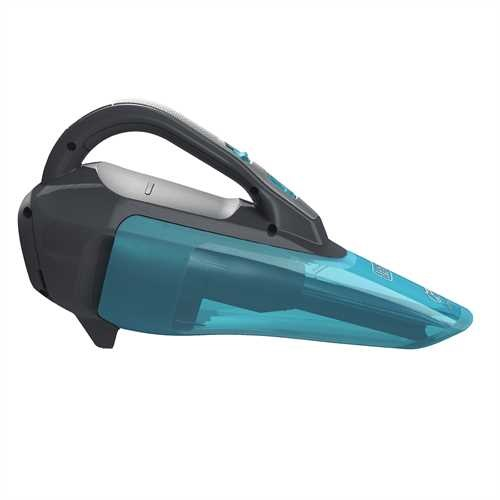 Black and Decker - dustbuster Hand Vacuum WetDry with Extra Filter - HLWVA325JF21