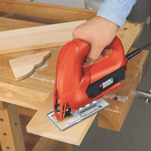 Black and Decker - 45 Amp Variable Speed Jigsaw - JS515