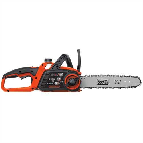 Black and Decker - 40V MAX Lithium 12 in Chainsaw  Battery and Charger Not Included - LCS1240B