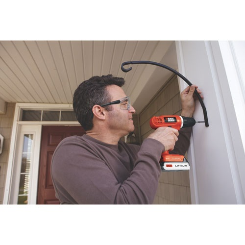 Black and Decker - 20V MAX Lithium DrillDriver - LD120CBF